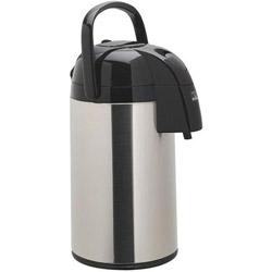 Zojirushi Stainless Steel Brushed Airpot, 3 Liter