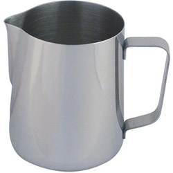 Update International 32 Ounce Stainless Steel Steam Pitcher
