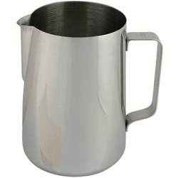Update International 66 oz Stainless Steel Steaming Pitcher