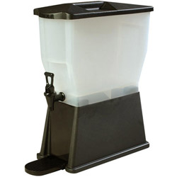 Carlisle Foodservice Products Brown 3 Gallon Dispenser