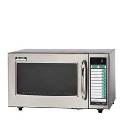 Sharp Medium-Duty Commercial Microwave Oven