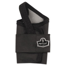 Ergodyne ProFlex 4000 Wrist Support, Right-Hand, Large, Black