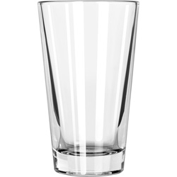 "Libbey Restaurant Basics Glass Tumblers, Cooler, 14 oz, 5 7/8"" Tall"