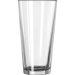 Libbey 15144 20 Ounce Duratuff Mixing Glass