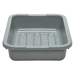 Cambro Cambox® 15 in X 20 in Poly Light Gray