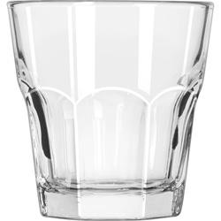Libbey Gibraltar Rocks Glasses, Rocks, 9oz, 3 5/8 in Tall, 36/Carton