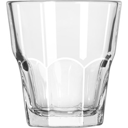Libbey 15249 5.5 Ounce Duratuff Gibraltar Rocks Glass, Clear