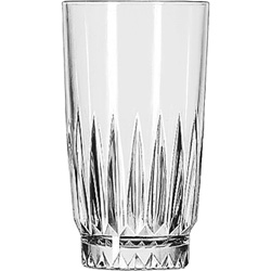 Libbey Winchester Glasses, 16 oz, Clear, Cooler Glass