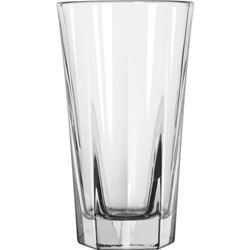 Libbey 15478 10 Ounce Duratuff Inverness Hi Ball Glass