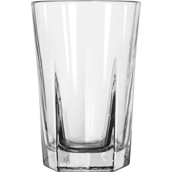 Libbey Duratuff Inverness 14 Oz. Beverage Glass
