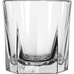 Libbey 15481 9 Ounce Duratuff Inverness Rocks Glass