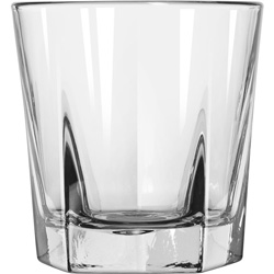 Libbey 15482 12.5 Ounce Duratuff Inverness Double Old Fashioned Glass