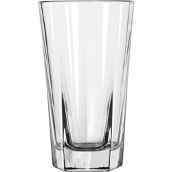 Libbey 15485 9 Ounce Duratuff Inverness Hi Ball Glass
