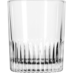 Libbey 15626 9 Ounce Duratuff Rocks Glass