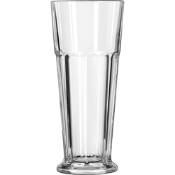 Libbey Footed Pilsner Glass, 16 3/4 Oz.