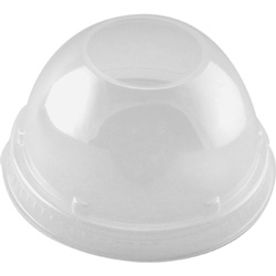 Dart Container 16LCD Plastic Clear Dome Lid