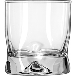Libbey 1767580 8 Ounce Impressions Old Fashioned Glass