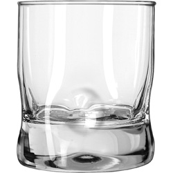 Libbey 1767591 12 Ounce Impressions Double Old Fashioned Glass