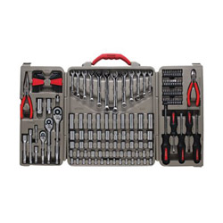 "Cooper Hand Tools 148 Piece Professional Tool Set 1/4""-1/2"" Drive"