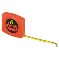 Cooper Hand Tools Peewee 6ft Tape R