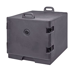 Cambro Camcarrier® with 6 Rows Black