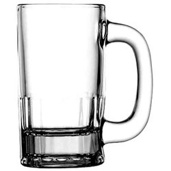 Anchor Hocking Beer Glass, 12 Oz