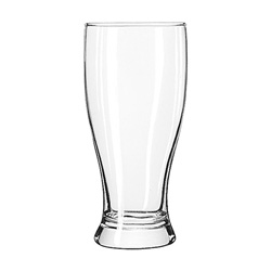 Libbey Beer Glass, 19.5 Oz