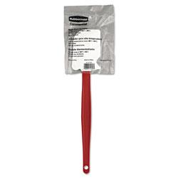 Rubbermaid High-Heat Cook's Scraper, 13 1/2 in, Red/White