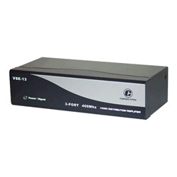 Connectpro VSE-103 - Video Splitter - 3 Ports