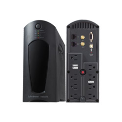 Cyber Power CP1500AVRT - UPS - 900 Watt - 1500 VA