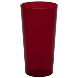 Cambro Colorware Tumbler 22 oz. (6 Dozen) Ruby Red