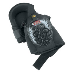 CLC Custom Leather Craft Kneepads Professional Gel Nylon