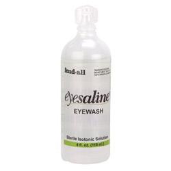 Fendall Company 1 Oz. Eyewash Sterile Bottled Personal Eyewash