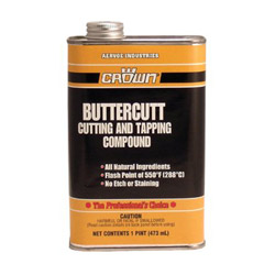 Crown 1 Pint Buttercut Cutting oil