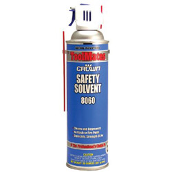 Crown Safety Solvent