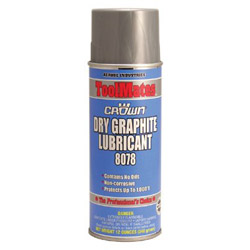 Crown Dry Graphite Lube