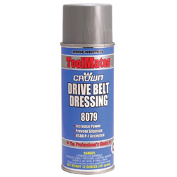 Crown Drive Belt Dressing