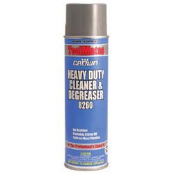 Crown Heavy Duty Cleaner & Degreaser Cfc Free Ae