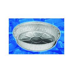 """Handi-Foil 205830 Round 8"""" Aluminum Container"""
