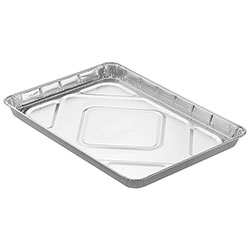 Handi-Foil 206355 Aluminum 1/2 Sheet Cake Package