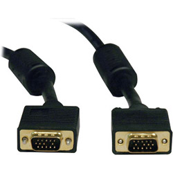 Tripp Lite SVGA/VGA Monitor Cable with RGB Coax - VGA cable - 1 ft