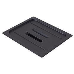 Cambro Food Pan Lid 1/2 Camwear® Handle Black
