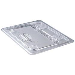 Cambro Food Pan Lid 1/2 Camwear® Flip Clear