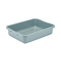Cambro Cambox® 15 in X 21 in X 5 in Poly Light Gray