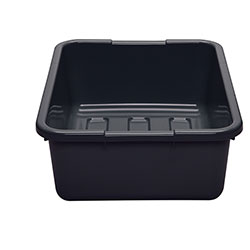 Cambro Cambox® 15 in X 21 in X 7 in Poly Black