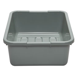 Cambro Cambox® 15 in X 21 in X 7 in Poly Light Gray