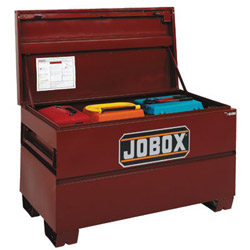 "Jobox 72x24x27.75"" Jo Box Steelindustrial Site Vault"