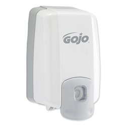 Gojo NXT Maximum Capacity Dispenser NXT 2000 ml, Wall Mountable, White