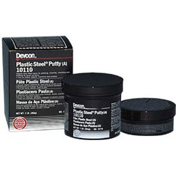 Devcon 1-lb Plastic Steel Putty(a) 5300n-