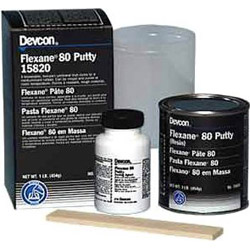 Devcon 1lb Flexane 80 Puttyurehtane Co